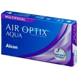 Air Optix Aqua Multifocales...