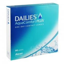 DAILIES AQUACOMFORT PLUS 90...